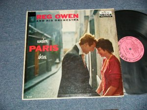 "画像1: RED OWEN and His ORCHESTRA - UNDER PARIS SKIES (Ex++/MINT- WOBC, WOL) / 1959 US AMERICA ORIGINAL ""PINK LABEL PROMO""  MONO Used  LP"