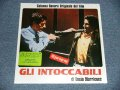 "ost ENNIO MORRICONE - GIL INTOCCABILI (NEW) / 2000 ITALY ITALIA ORIGINAL Limited ""180 gram Heavy Weight""  ""Brand New"" LP Found Dead Stock"