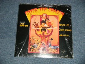 "画像1: ost  LALO SCHIFRIN - ENTER THE DRAGON (SEALED) / 2001 UK ENGLAND REISSUE ""Brand New Sealed"" LP Found Dead Stock"