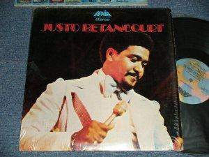 画像1: JUSTO BETANCOURT - Justo Betancourt (Ex+++/Ex+++) / 1974 US AMERICA ORIGINAL Used LP