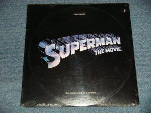 """画像1: ost  JOHN WILLIAMS - SUPERMAN THE MOVIE (SEALED BB) / 1978 US AMERICA ORIGINAL """"Brand New Sealed"""" 2-LP Found Dead Stock"""