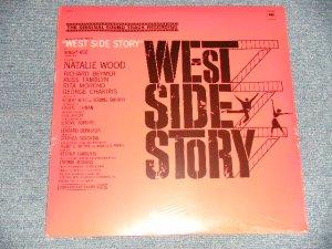"""画像1: ost   Leonard Bernstein  - WEST SIDE STORY  (SEALED) /  US AMERICA REISSUE """"Brand New Sealed"""" LP Found Dead Stock"""