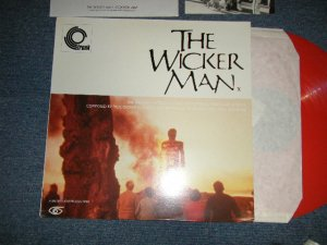 "画像1: ost MAGNET & PAUL GIOVANNI - THE WICKER MAN  *With Inserts"" (NEW) / 1998 UK ENGLAND ORIGINAL ""Brand New"" ""RED WAX Vinyl"" LP Found Dead Stock"