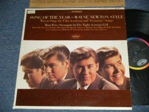 画像1: WAYNE NEWTON - SONG OF THE YEAR-WAYNE NEWTON STYLE (Ex++/Ex+++ B-3:Ex  EDSP, STOFC) / 1967 US AMERICA ORIGINAL STEREO  Used LP