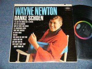 画像1: WAYNE NEWTON - DANKE SCHOEN (Debut Album)  (Ex++/MINT-) / 1963 US AMERICA ORIGINAL MONO  Used LP