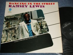 "画像1: The RAMSEY LEWIS TRIO - DANCING IN THE STREET (Ex++/Ex+++ Looks;Ex++  EDSP)  / 1967 UK ENGLAND ORIGINAL ""1st Press BLACK Label"" STEREO Used LP"