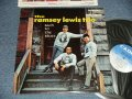 "The RAMSEY LEWIS TRIO - BACK TO THE BLUES(MINT-/MINT-)  / 1964 US AMERICA REISSUE ""1Light BLUE Label"" STEREO Used LP"