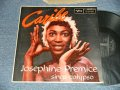 JOSEPHINE PREMICE - CARIBE : SINGS CALYPSO (Ex+/Ex++)  / 1957 US AMERICA ORIGINAL 1st Press Label MONO Used LP