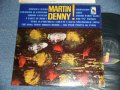 MARTIN DENNY - MARTIN DENNY (MINT-/MINT-)  / 1966 US AMERICA ORIGINAL 1st Press Label MONO Used LP