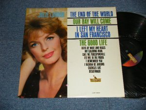 "画像1: JULIE LONDON - THE END OF THE WORLD ( Ex++/SEALED) /1963 US AMERICA ORIGINAL 1st Press ""BLACK with GOLD LIBERTY at LEFT  Label"" MONO ""SEALED on WAX Vinyl"" LP"