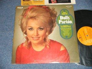 画像1: DOLLY PARTON - THE BEST OF DOLLY PARTON (Ex+/Ex++) /1970 US AMERICA ORIGINAL Used LP