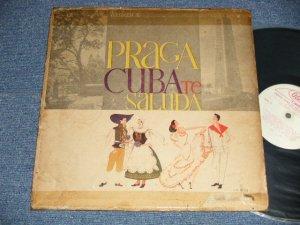 画像1: v.a. VARIOUS - PRAGA, CUBA TE SALUDA VOL.III (VG+++/Ex+ Looks:VG++ B-2:SCRATCHES & JUMP )  / CUBA ORIGINAL Used LP