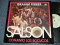 Ibrahim Ferrer : Conjunto Los Bocucos - Salsón (Ex+++/MINT- )  / 1982 CUBA ORIGINAL Used LP