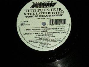 """画像1: TITO PUENTE and The LATIN RHYTHM  - SOUND OF THE LATIN RHYTHM ( - /MINT-)  / 1995  US AMERICA ORIGINAL Used 12"""""""