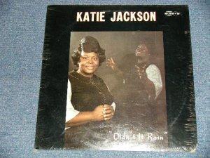 """画像1: KATIE JACKSON - DIDN'T IT RAIN (SEALED cutout) / 1974 US AMERICA  ORIGINAL """"BRAND NEW SEALED"""" LP"""