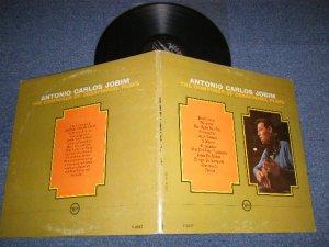 画像1: ANTONIO CARLOS JOBIM -  THE COMPOSER OF DESAFINADO,PLAYS (Ex+/Ex+++ Looks:Ex+) / 1963 US AMERICA ORIGINAL MONO Used LP