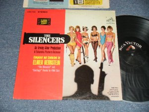 画像1: ost ELMER BERNSTEIN  Vo. VIKKI CARR - THE SILENCERS (Original Motion Picture Soundtrack) (Ex++/MINT- BB) / 1966 US AMERICA ORIGINAL STEREO Used  LP