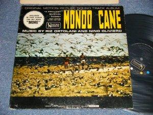 """画像1: ost  RIZ ORTOLANI AND NINO OLIVIERO - MONDO CANE (Ex/Ex+++) / 1962 US AMERICA ORIGINAL """"MONO"""" Used LP"""