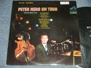画像1: PETER NERO - ON TOUR/RECORDED LIVE (Ex++/MINT- STOFC) / 1966  US AMERICA ORIGINAL STEREO Used LP