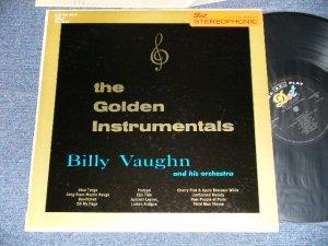 画像1: BILLY VAUGHN - THE GOLDEN INSTRUMENTALS (Ex+++/Ex+++  EDSP) / 1959 US AMERICA ORIGINAL STEREO Used LP