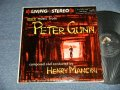 "ost HENRY MANCINI - More Music from ""PETER GUNN"" (Ex++/Ex+ Looks:MINT- EDSP)  / 1959 US AMERICA ORIGINAL 1st Press ""SILVER RCA VICTOR at TOP, LIVING STEREO at BOTTOM Label"" STEREO Used  LP"