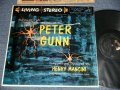 "ost HENRY MANCINI - The Music from ""PETER GUNN"" (Ex+++, Ex++/Ex++ / 1959 US AMERICA ORIGINAL 1st Press ""SILVER RCA VICTOR at TOP, LIVING STEREO at BOTTOM Label"" STEREO Used  LP"