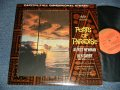 "ALFRED NEWMAN and KEN DARBY - PORTS OF PARADISE (Ex++/Ex++) /1972 Version US AMERICA REISSUE ""ORANGE with OLIVE GREEN Label"" Used LP"