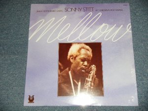 "画像1: SONNY STITT - MELLOW(SEALED)  / 1975 US AMERICA ORIGINAL ""BRAND NEW SEALED"" LP"