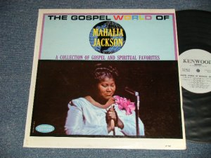 画像1: MAHALIA JACKSON - THE GOSPEL WORLD OF MAHALIA JACKSON (Ex+++/Ex+++) / 1980 US AMERICA ORIGINAL  Used LP