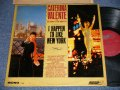 "CATERINA VALENTE - I HAPPEN TO LIKE NEW YORK (Ex+/Ex++ Looks:Ex+++)  / 1964 US AMERICA ORIGINAL Jacket +  UK EXPORT with ""ffrr"" ""MAROON with Boxed LONDON Label"" MONO Used LP (MATRIX #  A) 2A   B)1A  )"