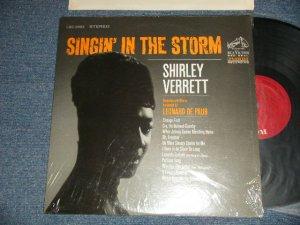 """画像1: SHIRLEY VERRETT - SINGIN' IN THE STORM (MINT-/MINT- )  / 1966 US AMERICA  ORIGINAL 1st Press """"RED SEAL"""" """"STEREO DYNAGROOVE at Bottom Label"""" """"  STEREO Used  LP"""