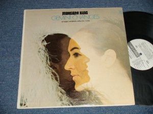 "画像1: MORGANA KING - GEMINI CHANGES ( Ex++/Ex+++ Looks:Ex+ STAPOBC, CLOUDED) / 1967 US AMERICA ORIGINAL ""WHITE LABEL PROMO"" MONO  Used LP"