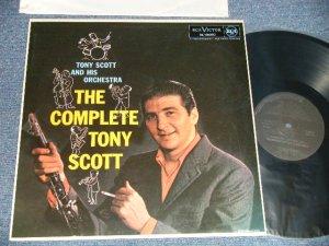 画像1: TONY SCOTT - THE COMPLETE (MINT-/MINT-) / 1988 SPAIN REISSUE Used LP
