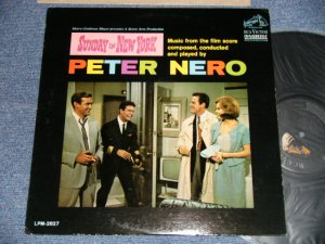 画像1: ost PETER NERO -  SUNDAY IN NEW YORK(Ex++/MINT-) / 1964 US AMERICA ORIGINAL MONO Used LP
