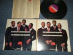 """画像1: MJQ The MODERN JAZZ QUARTET  - BLUES AT CARNEGIE HALL (Ex+/Ex++ Looks:MINT- BB, EDSP) / 1966 US AMERICA ORIGINAL """"RED & PURPLE Label"""" MONO Used LP"""