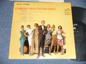 画像1: PETER NERO - CAREER GIRLS  (MINT-/Ex++ Looks:Ex+++) / 1963 US AMERICA ORIGINAL STEREO  Used LP