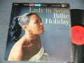 BILLIE HOLIDAY - LADY IN SATIN (MINT-/MINT-) / Early 1970's US AMERICA REISSUE STEREO Used LP