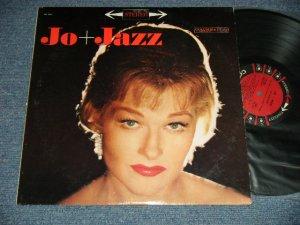 """画像1: JO STAFFORD - JO + JAZZ (Ex++/Ex++) / 1960 US AMERICA ORIGINAL """"6 EYE'S Label"""" STEREO Used LP"""
