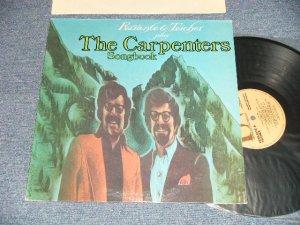 画像1: FERRANTE & TEICHER - PLAY THE CARPENTERS SONGBOOK (Ex++/Ex++ A-1:VG+++) /1975 US AMERICA ORIGINAL Used LP