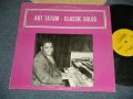 ART TATUM - CLASSIC SOLOS (Ex/MINT) / US AMERICA ORIGINAL Used LP