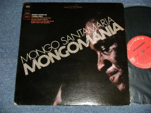 画像1: MONGO SANTAMARIA - MONGOMANIA (Ex+++/Ex+++  EDSP) / 1967 US America Original '360 Sound Label' STEREO Used  LP