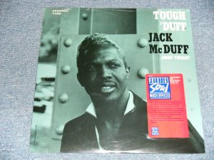 "画像1: JACK McDUFF(BROTHER JACK McDUFF) JIMMY FOREST - TOUGH 'DUFF (SEALED) / 1988 US AMERICA REISSUE ""BRAND NEW SEALED"" LP"