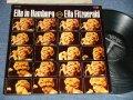 """ELLA FITZGERALD - ELLA IN HAMBURG (Ex++/MINT-)  / 1965 US AMERICA ORIGINAL """"1st Press Label"""" STEREO Used LP"""