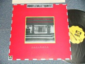 画像1: DIDIER LEVALLET QUINTET - OSTINATO (Ex++/Ex++ EDSP) / 1981 FRANCE FRENCH ORIGINAL Used LP