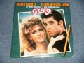 "ost JOHN TRAVOLTA OLIVIA NEWTON-JOHN - GREASE (SEALED Cut out) / 1978 US AMERICA ORIGINAL ""BRAND NEW SEALED""  LP"