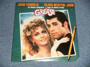 """画像1: ost JOHN TRAVOLTA OLIVIA NEWTON-JOHN - GREASE (SEALED Cut out) / 1978 US AMERICA ORIGINAL """"BRAND NEW SEALED""""  LP"""