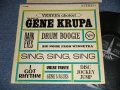 GENE KRUPA  - VERVE'S CHOICE : THE BEST OF (Ex+++/Ex+++ Looks:Ex+) /1963 US AMERICA ORIGINAL STEREO Used LP