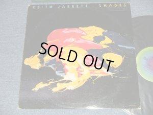 """画像1: KEITH JARRETT - SHADES (Ex+/MINT-) / 1976 US AMERICA ORIGINAL """"PROMO"""" Used LP"""