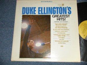 """画像1: DUKE ELLINGTON - GREATEST HITS (Ex++/Ex+++ EDSP) / 1967 US AMERICA ORIGINAL 1st Press """"MULTI-COLOR Label"""" STEREO Used LP"""