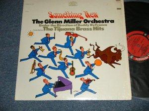 画像1: The GLENN MILLER ORCHESTRA - SOMETHING NEW : THE TIJUANA BRASS HITS (MINT-/MINT-)  /  US AMERICA ORIGINAL Used LP